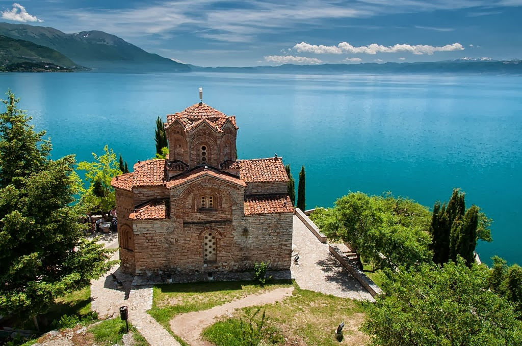 Saint Jovan Kaneo, Ohrid